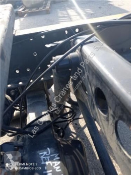 Repuestos para camiones suspensión amortiguador MAN Amortisseur Amortiguador Eje Trasero Derecho TG - L 7.XXX / 8.XXX 7.18 pour camion TG - L 7.XXX / 8.XXX 7.180 Chasis [4,6 Ltr. - 132 kW Diesel (D 0834)]