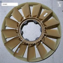 Ventoinha DAF Ventilateur de refroidissement Motorventilator pour tracteur routier FX106 neuf