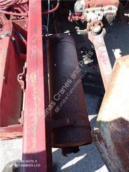 Ricambio per autocarri Iveco Pot d'échappement SILENCIADOR Serie M Chasis (115-17) 130 KW [5,9 Ltr. pour camion Serie M Chasis (115-17) 130 KW [5,9 Ltr. - 130 kW Diesel] usato