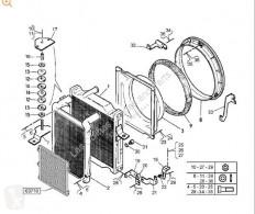 Repuestos para camiones sistema de refrigeración Renault Midlum Refroidisseur intermédiaire Intercooler FG XXX.10 E5 [4,8 pour camion FG XXX.10 E5 [4,8 Ltr. - 161 kW Diesel]