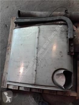 قطع غيار الآليات الثقيلة MAN TGA Pot d'échappement SILENCIADOR 18.480 FHLC pour camion 18.480 FHLC مستعمل