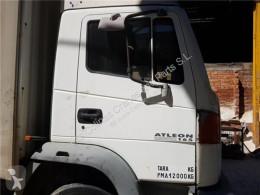 Części zamienne do pojazdów ciężarowych Nissan Atleon Vitre latérale PUERTA DELANTERO DERECHA 165.75 pour camion 165.75 używana