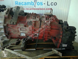 ZF Boîte de vitesses Caja Cambios Manual 16 AS 2601 pour camion 16 AS 2601 used gearbox