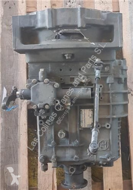 Peças pesados MAN Boîte de vitesses Caja Cambios ual 9.153 pour camion 9.153 transmissão caixa de velocidades usado