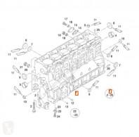 Pièces détachées PL MAN Bloc-moteur Bloque M2000L/M2000M 18.2X4 E2 FGFE MLC 18.284 E2 (E) [6 pour tracteur routier M2000L/M2000M 18.2X4 E2 FGFE MLC 18.284 E2 (E) [6,9 Ltr. - 206 kW Diesel] occasion