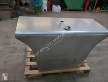 Ginaf Brandstof tank 400 ltr RVS OG 24596 gebrauchter kraftstofftank