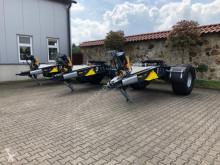 قطع غيار الآليات الثقيلة نظام التعليق محور Kröger EAD14 Preis OHNE Bereifung