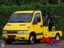 Iveco Daily utilitară tractări auto second-hand