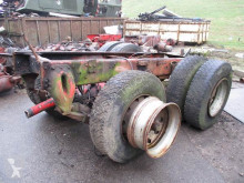 Scania used suspension