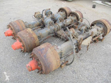 Suspension BPW HSF 12010 - 15CM
