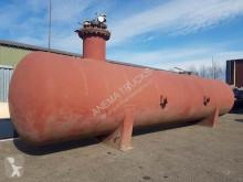 Equipamientos carrocería cisterna GASTANK 31000 LITER