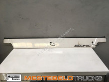 Mercedes Frontplaat boven grille truck part used