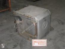 Mercedes exhaust system Uitlaatdemper
