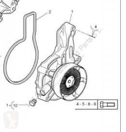 Części zamienne do pojazdów ciężarowych Renault Premium Pompe de refroidissement moteur pour tracteur routier 2 Distribution 460.19 używana