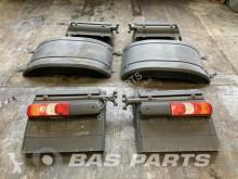 Repuestos para camiones cabina / Carrocería piezas de carrocería pase de rueda Mercedes Mudguard set Mercedes Actros MP4