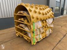 Caterpillar road construction equipment B-series Padfoot-roller shell kits