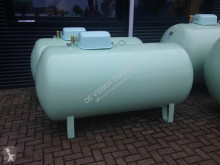 Propaan/Butaan LPG tank 1600 (0,8 ton) Ø1000 ID 11.3 Cisterna, cuba, depósito de agua nueva
