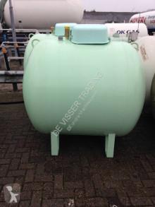 Cisterna, cuba, depósito de agua Propaan/Butaan LPG tank 990 L (0,45 tons) Ø 1000 ID 11.2