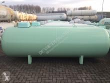 Citerne, cuve, tonne à eau Propaan/Butaan LPG tank 4850 L (2,425 tons) Ø 1250 ID 11.7