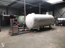 Citerne, cuve, tonne à eau Propaan/Butaan LPG tank 20m3 (10 ton) Used ID 1.161