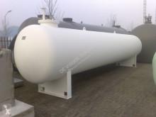 Citerne, cuve, tonne à eau Propaan/Butaan LPG tank 17m3 (8,5 ton) Ø 1600 New
