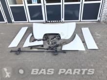 Repuestos para camiones cabina / Carrocería piezas de carrocería deflector Mercedes Spoilerset Mercedes Actros MP4 StreamSpace L2H2