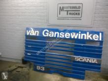 Reservedele til lastbil Scania Grille 93M brugt