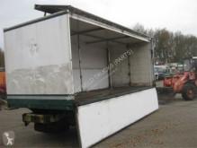 Equipamientos carrocería caja furgón DIV. Laadbak met zijkleppen