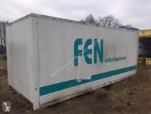 Equipamientos carrocería caja furgón DIV. Laadbak 6.10 x 2.48x 2.35