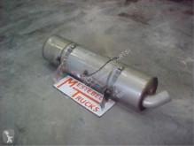 DAF exhaust system Uitlaatdemper