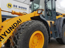 Hyundai HL740-9A used wheel loader