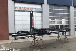 安普利罗尔系统 / 双缸升举式自卸车 Multilift 21 Ton's haakarmsysteem
