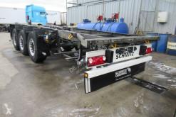 Châssis Schmitz Cargobull Frigo Chassis complete + Axles + Rear Bumper