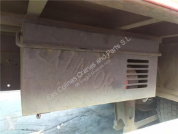 Ricambio per autocarri Iveco Eurocargo Autre pièce détachée pour cabine Caja Extintores pour camion tector Chasis (Typ 120 EL 21) [5,9 Ltr. - 154 kW Diesel] usato