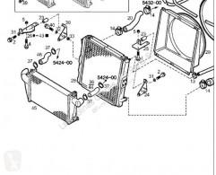 Iveco Eurocargo Radiateur de refroidissement du moteur pour camion Chasis (Typ 130 E 18) [5,9 Ltr. - 130 kW Diesel] sistema de refrigeración usado
