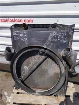Części zamienne do pojazdów ciężarowych Radiateur de refroidissement du moteur pour tracteur routier MERCEDES-BENZ ACTROS 1843 S,1843 LS