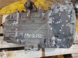 قطع غيار الآليات الثقيلة نقل الحركة علبة السرعة MAN Boîte de vitesses pour camion 8.150