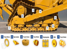 Caterpillar D6M tren de rulare nou