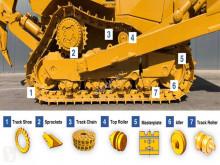 Recambios maquinaria OP Caterpillar D8R tren de rodamiento nuevo