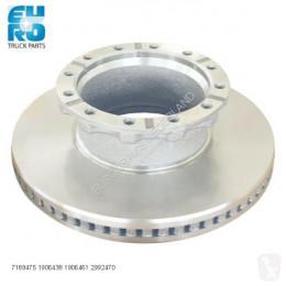 Disque de frein Iveco Disque de frein 432x45 Str.E-Tech.P=T -02-13 TRW 7189475 pour tracteur routier neuf