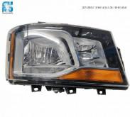 Náhradné diely na nákladné vozidlo elektrický systém osvetlenie hmlové svetlá Scania Phare antibrouillard NGS H7 KOPLAMP RH 2674385U pour tracteur routier