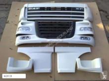 DAF XF105 Revêtement VOORKANT motorkap,grill,spiegels,koplam pour tracteur routier neuf truck part new