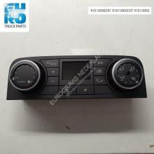Repuestos para camiones sistema eléctrico Cuadro de mando MAN Tableau de bord AC control switch pour tracteur routier neuf