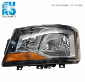 Náhradné diely na nákladné vozidlo elektrický systém osvetlenie hmlové svetlá Scania Phare antibrouillard NGS H7 KOPLAMP LH pour tracteur routier