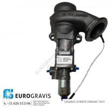 Náhradné diely na nákladné vozidlo motor ventilový rozvod ventil Volvo Soupape EGR pour tracteur routier FH4/FM4 neuve
