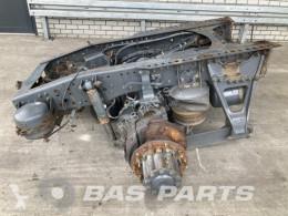 Repuestos para camiones suspensión Mercedes Mercedes HL6/3DC L S Rear axle
