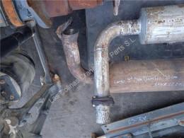Exhaust pipe Tuyau d'échappement Codo De Tubo De Escape pour camion