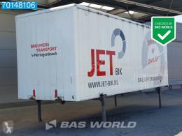 Кузов фургон 20ft 20 ft // BDF // Closed Cargo Space