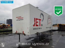 20ft 20 ft // BDF // Closed Cargo Space caisse fourgon occasion