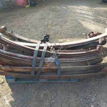 Mercedes leaf spring suspension